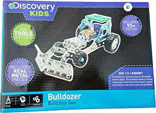 Discovery Kids Build Your Own Bulldozer