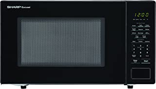 Sharp Microwaves ZSMC1131CB Sharp 1,000W Countertop Microwav