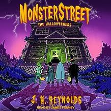 Monsterstreet: The Halloweeners: Monsterstreet Series, Book 2