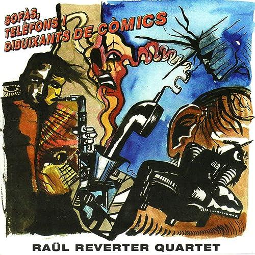 Sofàs, telèfons i dibuixants de còmics de Raül Reverter ...