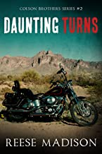 Daunting Turns (Colson Brothers Series Book 2)
