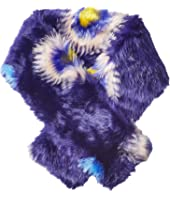 Paul Smith - Pow Faux Fur Scarf