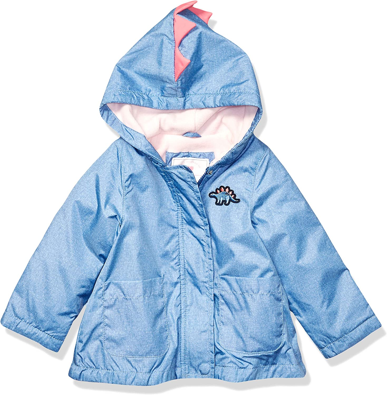 Carters Girls Little Animal Midweight Jacket