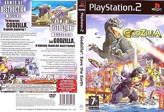 PS2 - Godzilla Save The Earth - [PAL ITA/FRA - MULTILANGUAGE]
