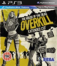 House of the Dead Overkill Sony Playstation 3 PS3 Game UK PAL