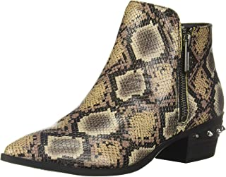 Circus by Sam Edelman Women's Highland Ankle Boot, Buff Taupe, 8 M US