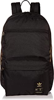 adidas Originals National Backpack, Black - Superstar 50, OSFA