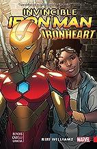 Invincible Iron Man: Ironheart Vol. 1: Riri Williams (Invincible Iron Man (2016-2018))