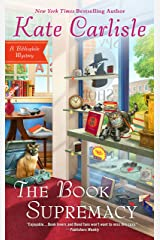 The Book Supremacy (Bibliophile Mystery 13) Kindle Edition