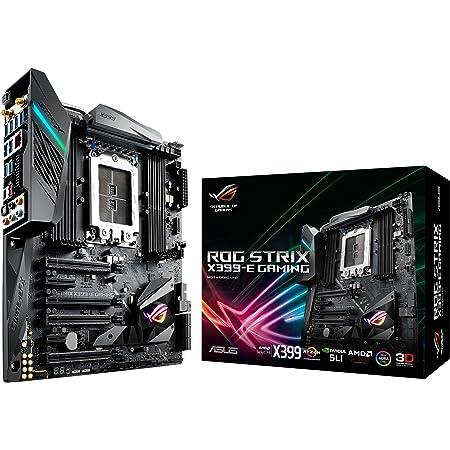 ASUS ROG STRIX X399-E GAMING motherboard Socket TR4 ATX AMD X399