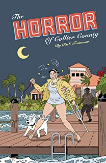 The Horror of Collier County (20th Anniversary Edition) (English Edition)