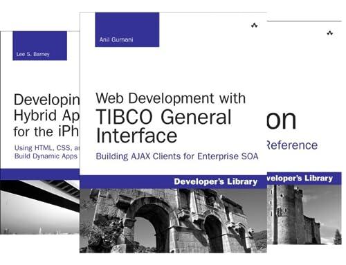 Developer's Library (50 Book Series)