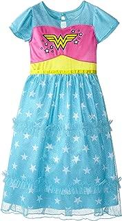 Girls' Wonder Woman Dressy Gown