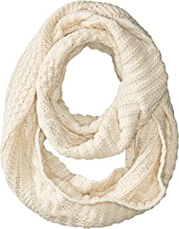 Polo Ralph Lauren - Traveling Aran Neck Ring Scarf