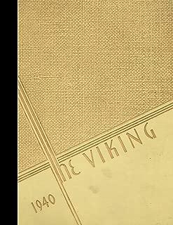 (Reprint) 1940 Yearbook: North High School, Denver, Colorado