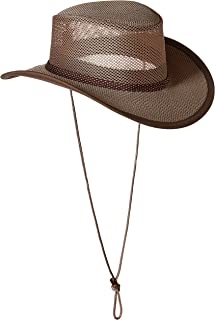 Men's Mesh Covered Hat
