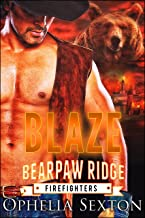 Blaze (Bearpaw Ridge Firefighters Book 8)