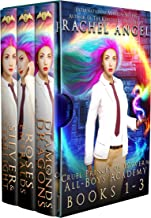 Cruel Princes of Wyvern All-Boys Academy Complete Box Set (Books 1 - 3): A Bully Romance Fantasy Why Choose Shifter Series