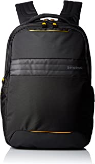 Samsonite Locus Laptop Backpack Laptop & Tablet Backpacks Black/Yellow