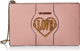 Love Moschino Womens Clutch Bag, Cipria/Poudre - JC5300PP0A-601