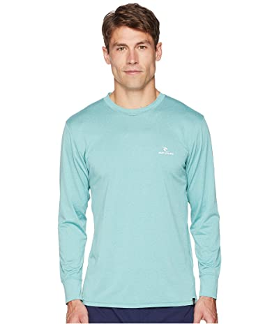 Rip Curl Search Series Long Sleeve (Aqua) Men