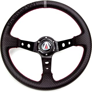350mm deep dish steering wheel