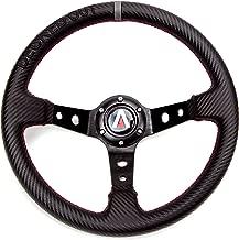 bmw carbon fiber steering wheel