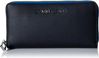 Tommy Hilfiger Jeans Portafogli Donna - Nero - Unica
