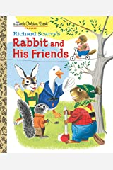 Richard Scarry's Rabbit and His Friends (Little Golden Book) Kindle Edition