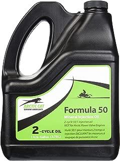 Arctic Cat Formula 50 2-Cycle Oil 1 Gallon (3.78L)