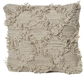 Wool Throw Pillows Decorative Pillows Inserts Covers Home Kitchen