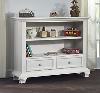 Oxford Baby Cottage Cove Low Bookcase, Vintage White