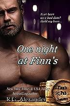 One Night at Finn's (Finn's Pub Romance Book 1) (English Edition)