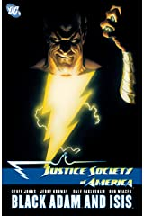 Justice Society of America (2007-2011): Black Adam and Isis Kindle Edition