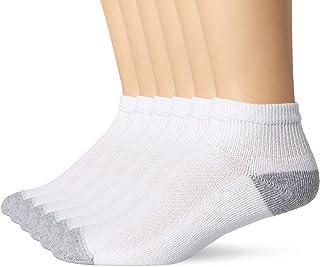 Men's FreshIQ X-Temp Comfort Cool Ankle Socks, 6-Pack