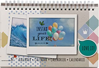 Fujifilm Instax WIDE tafelkalender, kleurrijk
