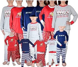 Christmas Family Matching Pajama Sets,Christmas Family Pajamas Matching Sets