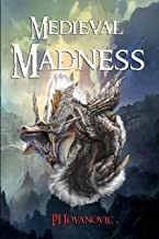 Medieval Madness: a mystery adventure book for children and teens aged 10-14
