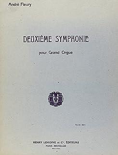 Symphonie no.2 (organ)