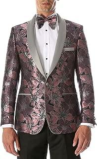 Best rose shawl jacket tuxedo Reviews