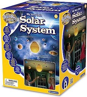 brainstorm RC Illuminated Solar System,Mulitcolor,E2002