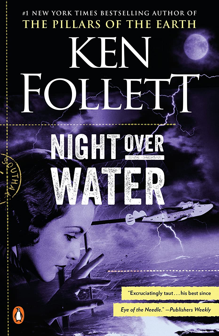 実施する気晴らしNight over Water (English Edition)