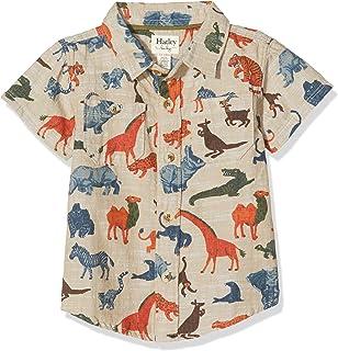 Clever Fox 400 2 Ans B/éb/é gar/çon Bleu Taille Fabricant: 2T Hatley Button Down Shirt Chemise
