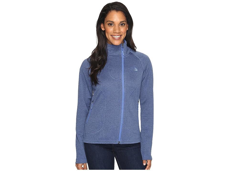 The North Face Needit Jacket (Amparo Blue Heather (Prior Season)) Women