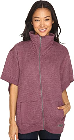 Kota Quilted Poncho