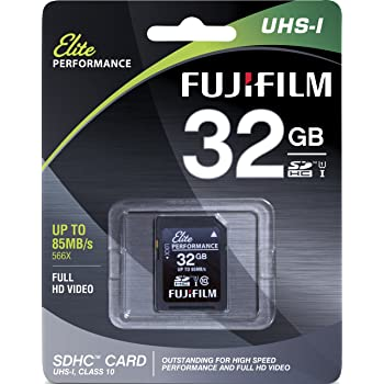 32GB SDHC HC-SD High Speed Class 10 Memory Card for Fuji FinePix S1000fd Digital Camera