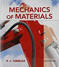 Mechanics of Materials Plus Mastering Engineering with Pearson eText -- Access Card Package (10th Edition)