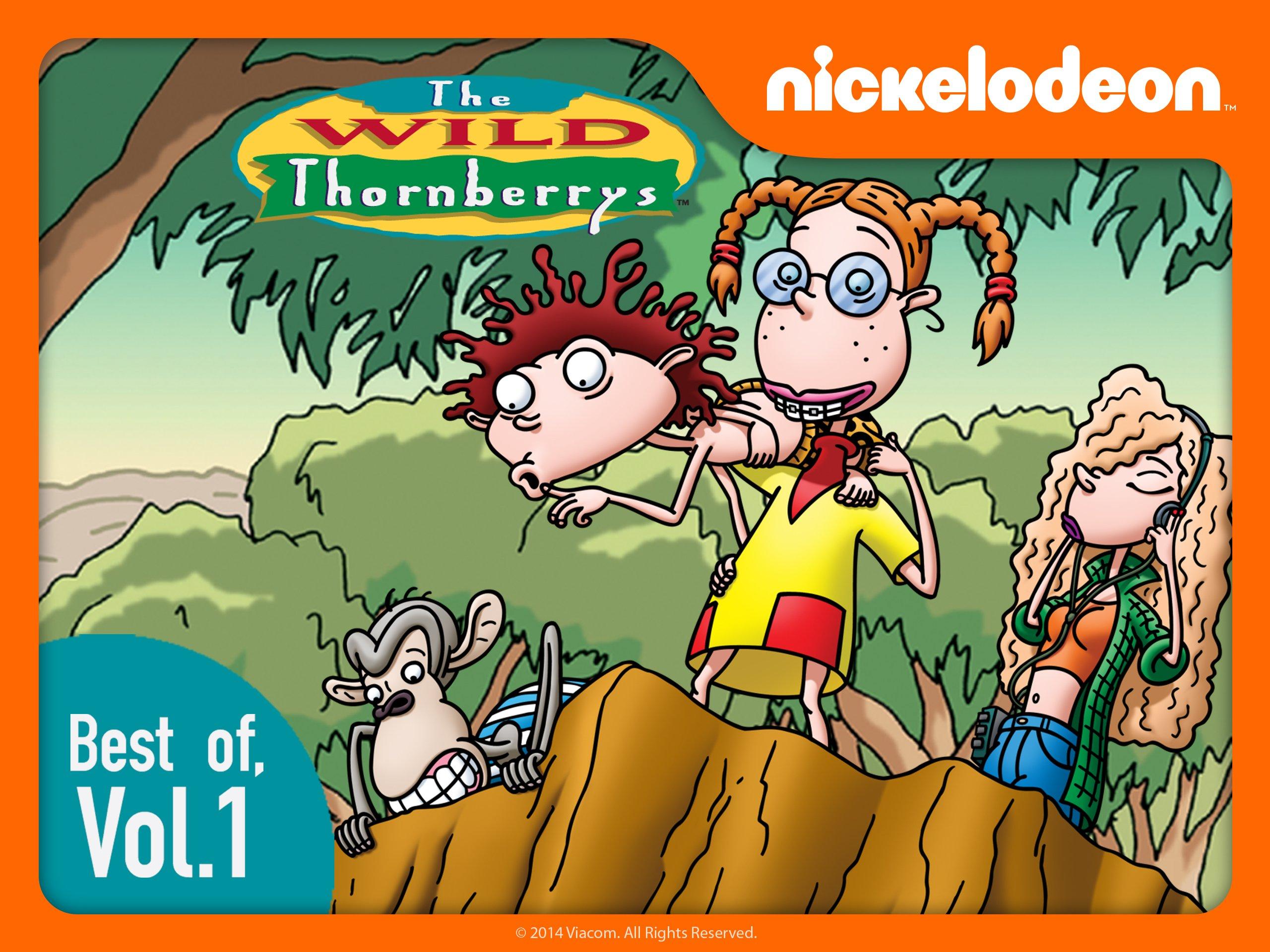 The Wild Thornberrys Volume 1