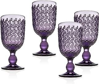 Best amethyst wine glasses Reviews