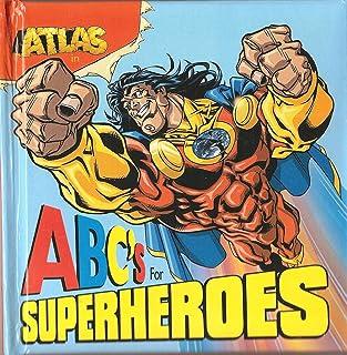 Atlas: ABCs for Superheros